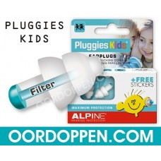 Alpine Pluggies Kids - Kind